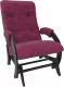 Кресло-глайдер Импэкс 68 (венге/Verona Cyklam) -
