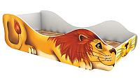 Стилизованная кровать детская Бельмарко Лев Кинг / 537 -