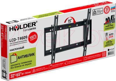 Кронштейн для телевизора Holder LCD-T4609-B - упаковка