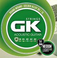 Струны для акустической гитары Medina Artigas 2040 -