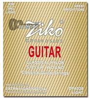 Струны для классической гитары Ziko DPA-028 -
