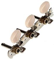 Набор колков для гитары Alice APD017WP -