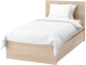 Каркас кровати Ikea Мальм 492.278.89 -