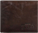 Портмоне Cedar Always Wild N2002-VTK (коричневый) -