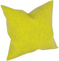 Подушка декоративная Бельмарко 123 (желтый) -