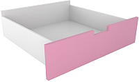 Ящик под кровать Бельмарко Skogen Classic / 4000 (лавандовый) -