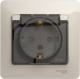 Розетка Schneider Electric Glossa GSL000948 -