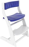 Комплект подушек на стул Бельмарко 139 (синий) -