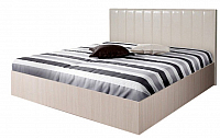 Полуторная кровать Мебель-Парк Аврора 1 200x140 (светлый) -