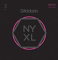 Струны для электрогитары D'Addario NYXL0942 -