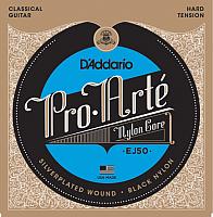 Струны для классической гитары D'Addario EJ50 -
