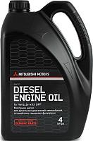 Моторное масло Mitsubishi DiaQueen Diesel Oil DL-1 SM/CF GF-4 5W30 / MZ320759 (4л) -