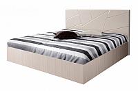 Двуспальная кровать Мебель-Парк Аврора 7 200x180 (светлый) -
