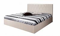 Двуспальная кровать Мебель-Парк Аврора 6 200x180 (светлый) -