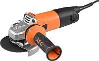 Профессиональная угловая шлифмашина AEG Powertools WS12-125 SK (4935451307) -