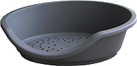 Лежанка для животных MP Bergamo Tino 95 25.53GR01 (серый) -