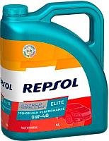 Моторное масло Repsol Elite Cosmos High Performance 0W40 / RP141G55 (5л) -