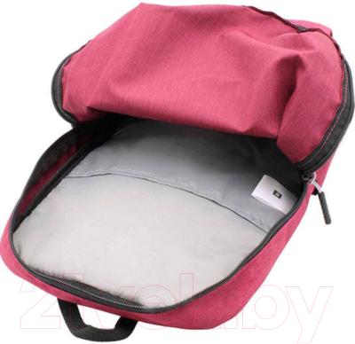Рюкзак Xiaomi Mi Casual Daypack / ZJB4147GL (розовый)