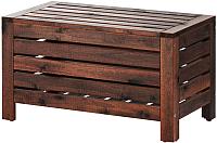 Скамья-стол садовая Ikea Эпларо 303.763.46 -