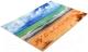 Коврик грязезащитный VORTEX Samba Морской бриз 50x80 / 22420 -