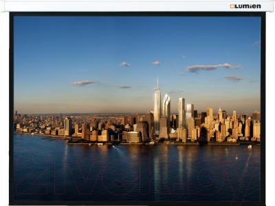Проекционный экран Lumien Master Picture 189x240 / LMP-100116