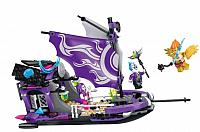 Конструктор Enlighten Лодка злой королевы 2210 -