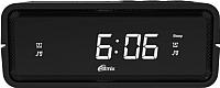Радиочасы Ritmix RRC-606 (черный) -
