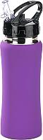Бутылка для воды Colorissimo HB01PR (фиолетовый) -
