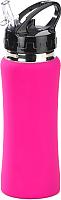 Бутылка для воды Colorissimo HB01RO (розовый) -