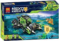 Конструктор Bela Nexo Knight / 10815 (210эл) -