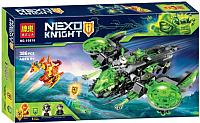 Конструктор Bela Nexo Knight / 10816 (386эл) -