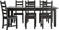 Обеденная группа Ikea Стурнэс/Каустби 692.296.94 -