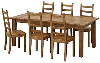 Обеденная группа Ikea Стурнэс/Каустби 792.296.98 -