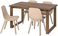 Обеденная группа Ikea Морбилонга/Одгер 792.461.03 -