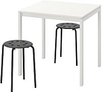 Обеденная группа Ikea Мельторп/Мариус 892.297.49 -