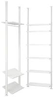 Система хранения Ikea Элварли 092.120.69 -