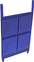 Навесной карман Бельмарко Усура / 129 (синий) -