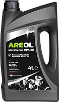 Моторное масло Areol Max Protect 0W30 / 0W30AR058 (4л) -