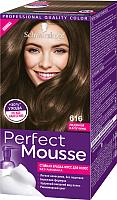 Краска-мусс для волос Perfect Mousse Стойкая 616 (ледяной капучино) -