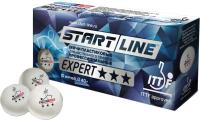 Мячи для настольного тенниса Start Line Expert 3 / ITTF 8334 -