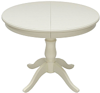 Обеденный стол Импэкс Leset Луизиана 1Р 1013 (слоновая кость) -