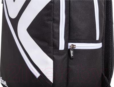 Рюкзак Jogel JBP-1901-061 (черный/белый)