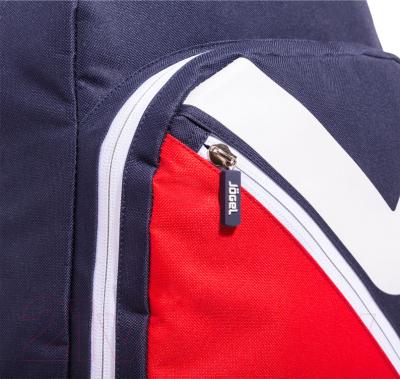 Рюкзак Jogel JBP-1901-291 (красный/темно-синий/белый)