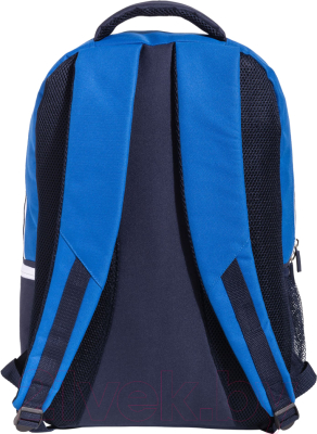 Рюкзак Jogel JBP-1901-971 (темно-синий/синий/белый)
