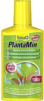 Удобрение для аквариума Tetra PlantaMin / 701500/139299 (250мл) -