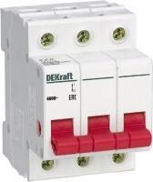 Выключатель нагрузки Schneider Electric DEKraft 17025DEK -