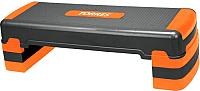 Степ-платформа Torres AL1023 (оранжевый/черный) -