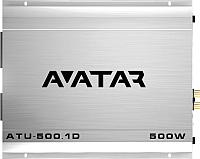 Автомобильный усилитель Avatar ATU-500.1D -