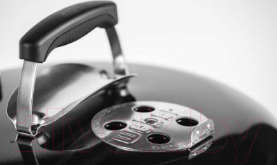 Гриль-барбекю Weber Original Kettle E-5710 / 14101004 (черный)