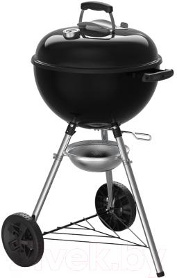 Гриль-барбекю Weber Original Kettle E-4710 / 13101004 (черный)